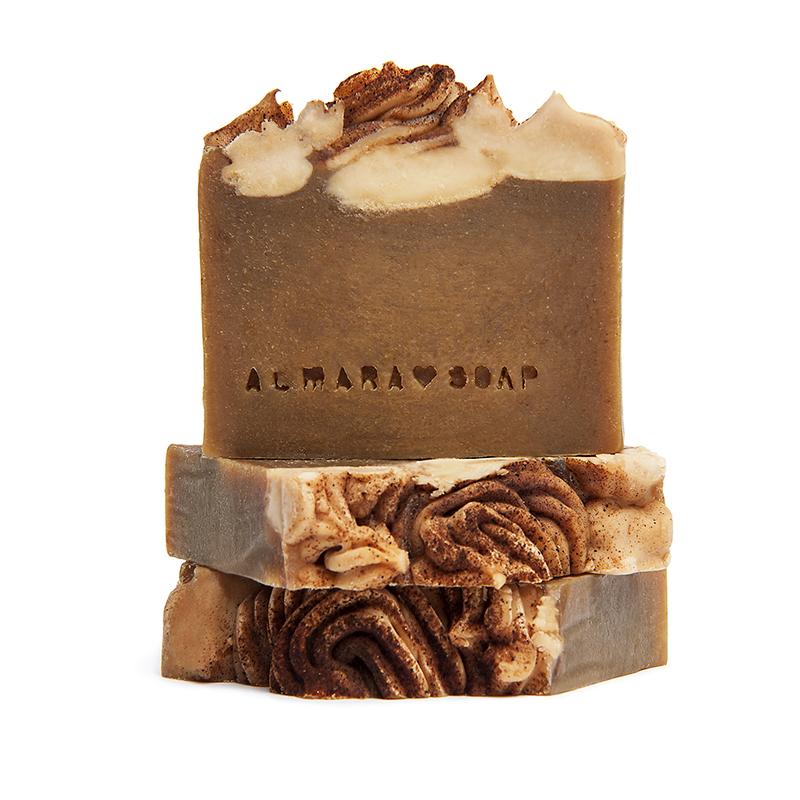 Pumpkin Spice Latte mýdlo od Almara Soap